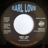 Earl Zero - Only Jah / Only Jah Dub (Earl Love / TRS) 7""